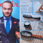 ACCA KAPPA - Brushes • Esquire April 2015