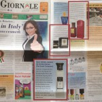 TERENZI, NOBILE 1942 and PROFUMI DEL FORTE • I Giornale Winter 2014