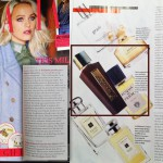 Antonio Alessandria - Grazia Beauty november 2014