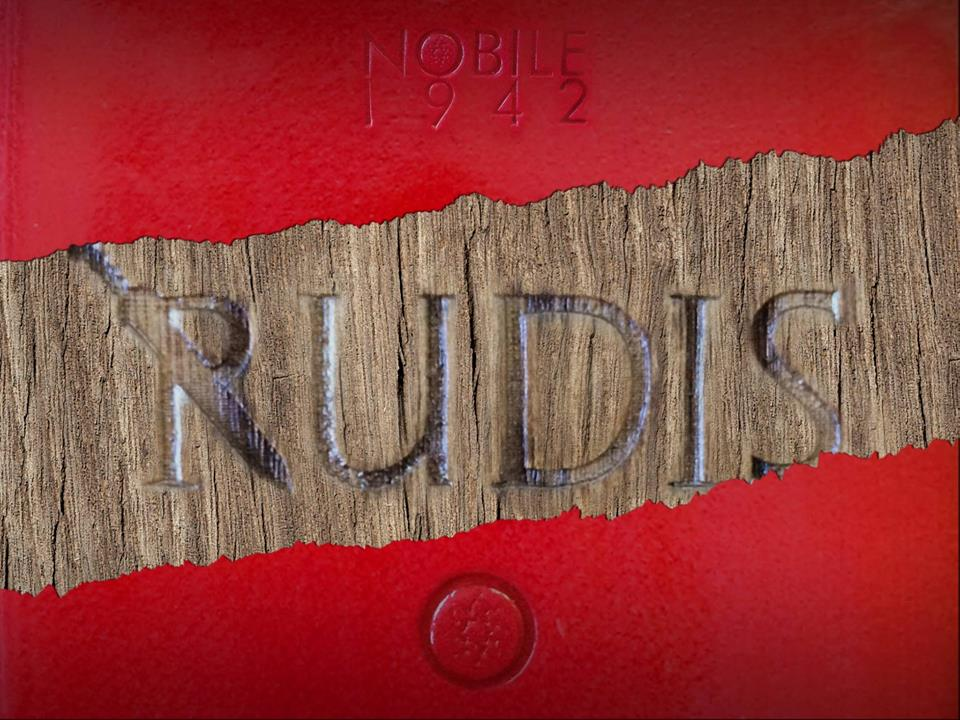 Rudis by Nobile 1942