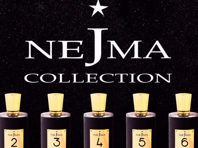 Nejma parfum collection