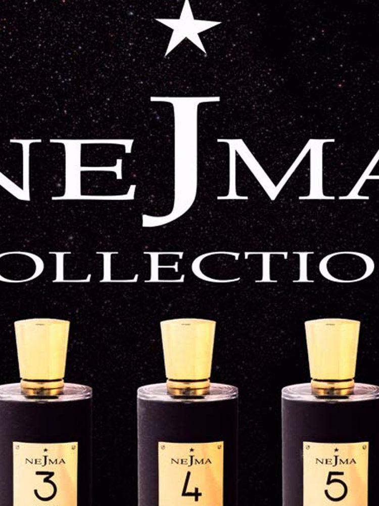 Nejma parfum collection