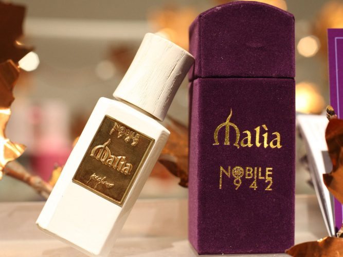 Nobile1942 New perfume Malia