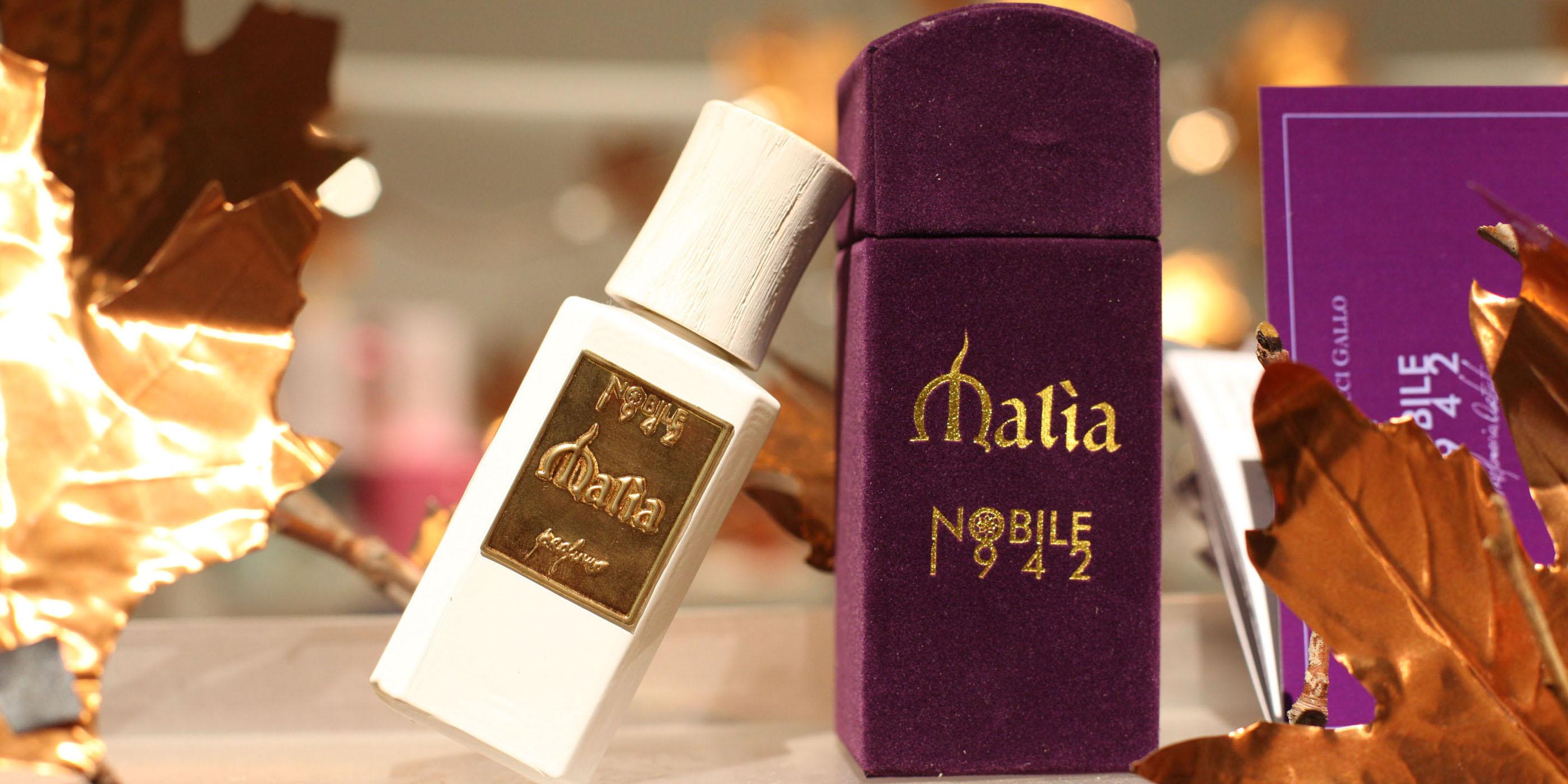 Nobile1942 New perfume Malia