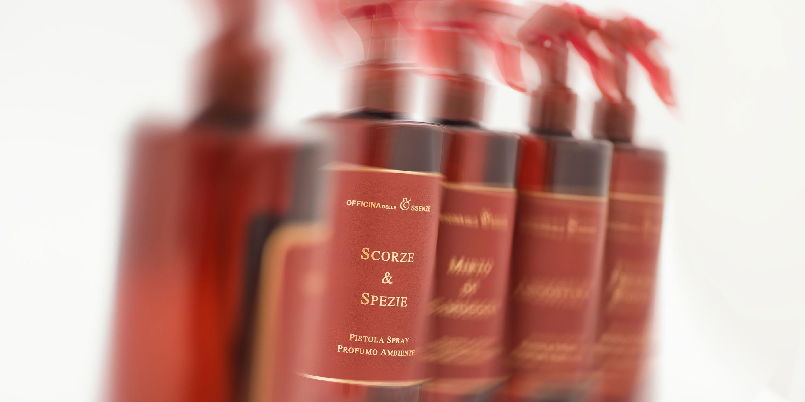 Officina delle Essenze Pistol Spray Home Fragrance