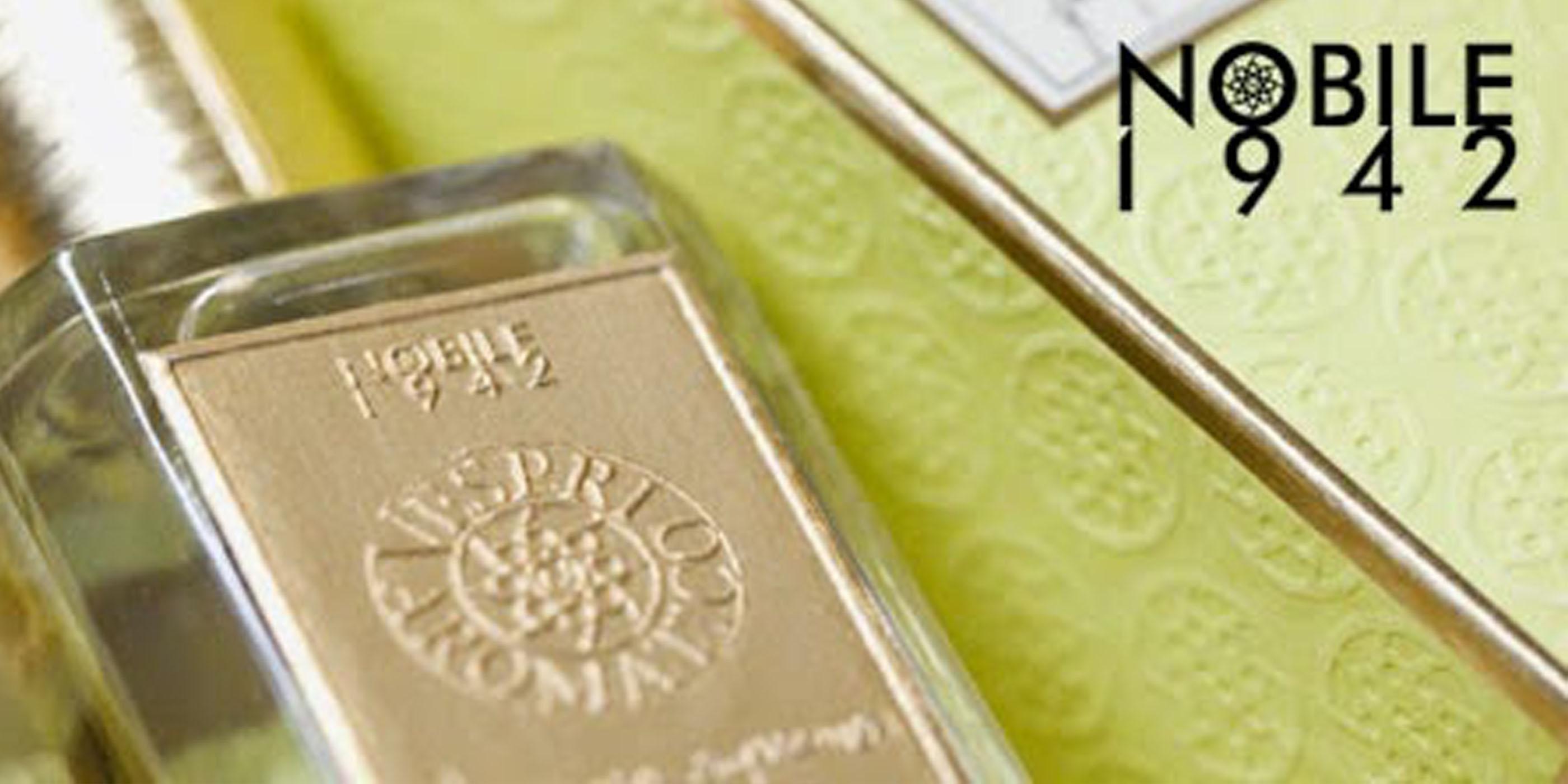Nobile 1942 Vespri Collection Citrus Fresh Summer Fragrance