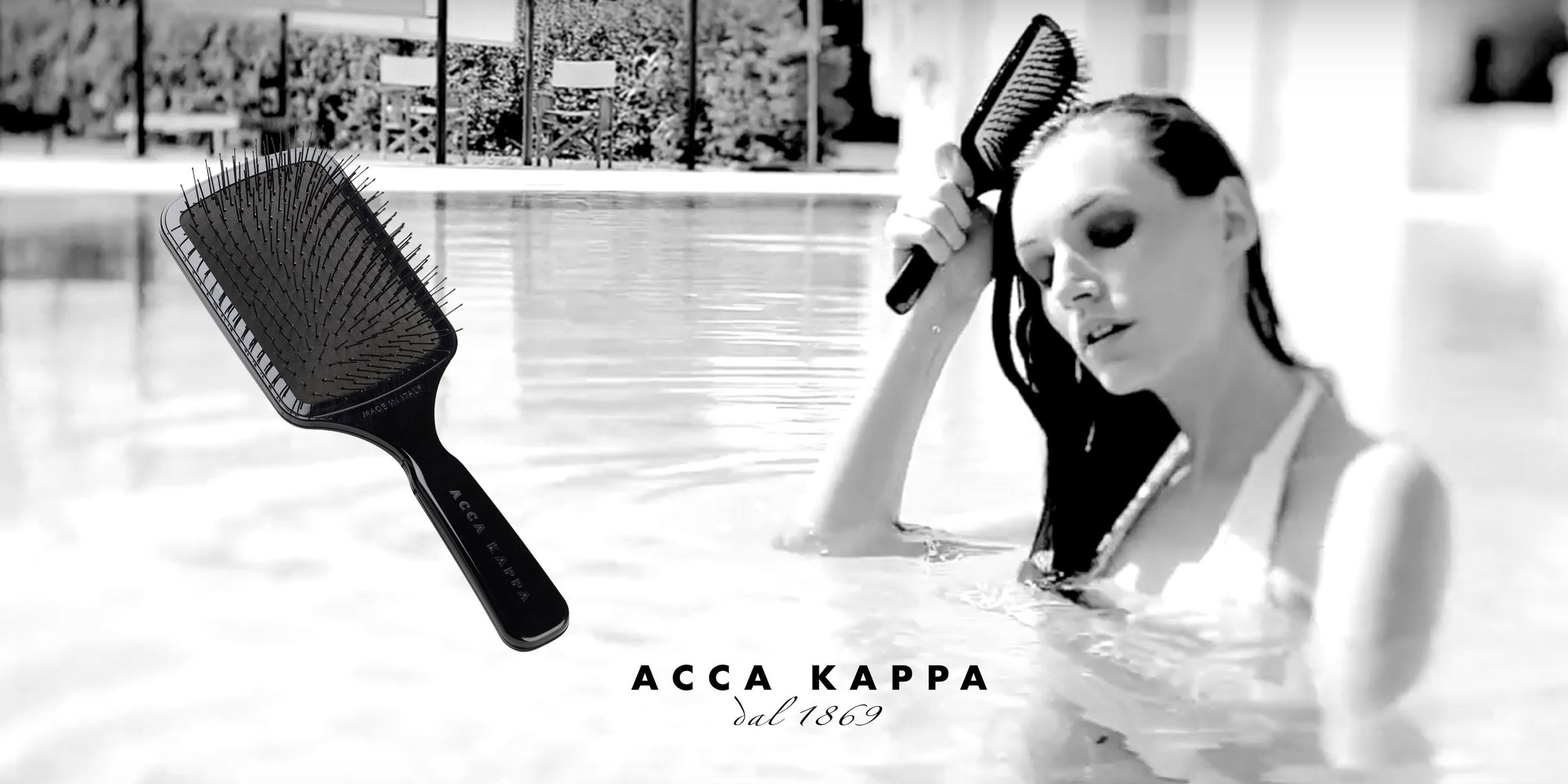 Acca Kappa ShowerBrush Haarborstel