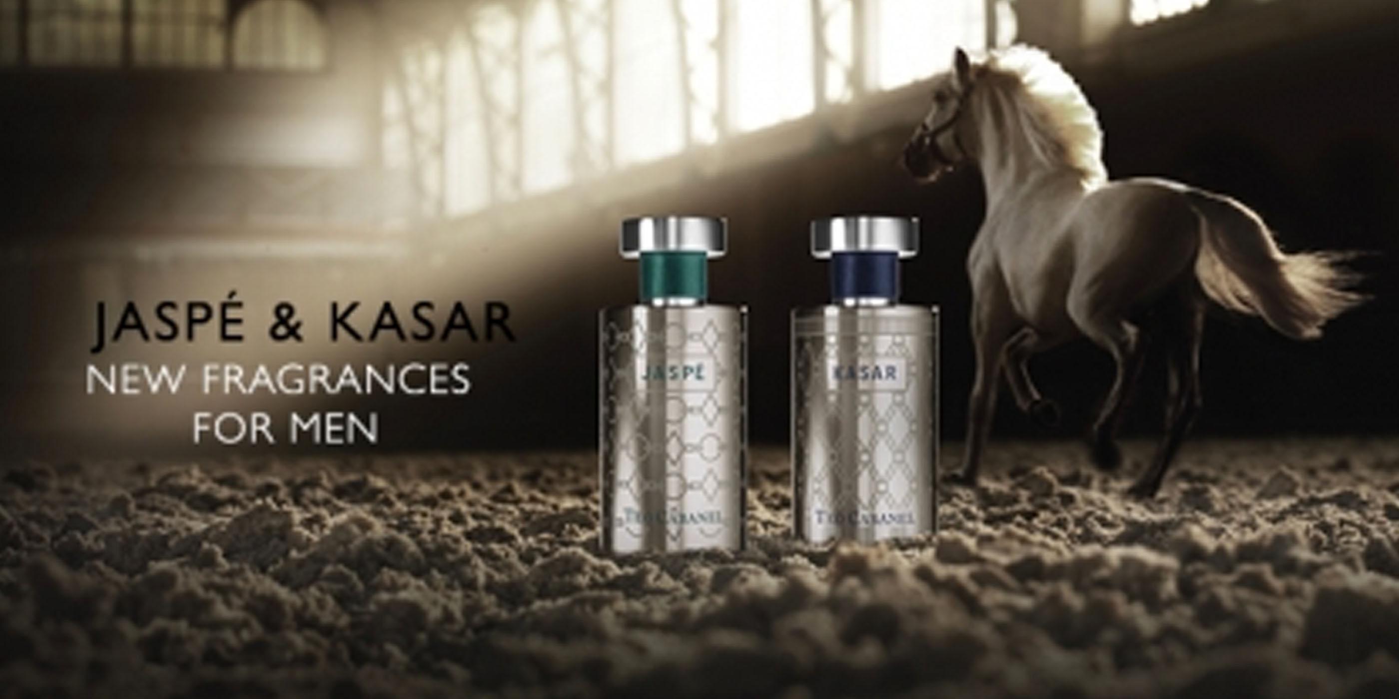 Teo Cabanel Fragrance for men Jasper & Kasar