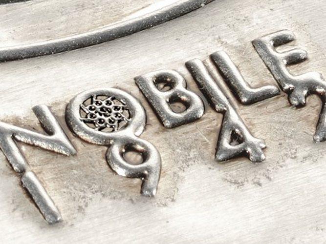 Nobile1942 Logo Silver
