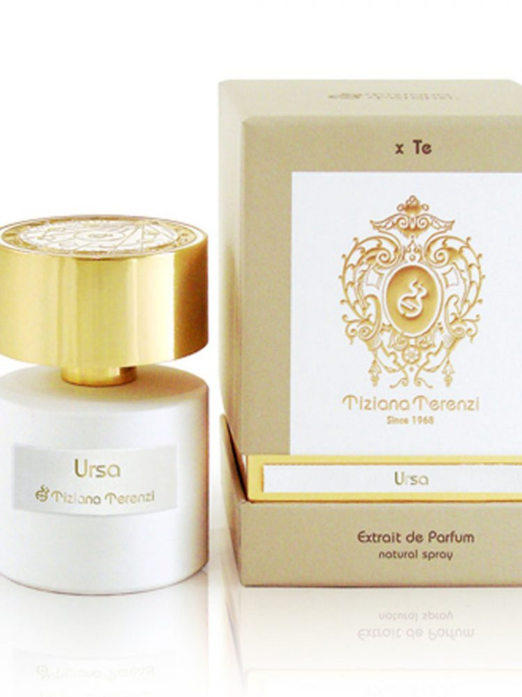 Tiziana Terenzi Ursa parfum 2017 Luna collection