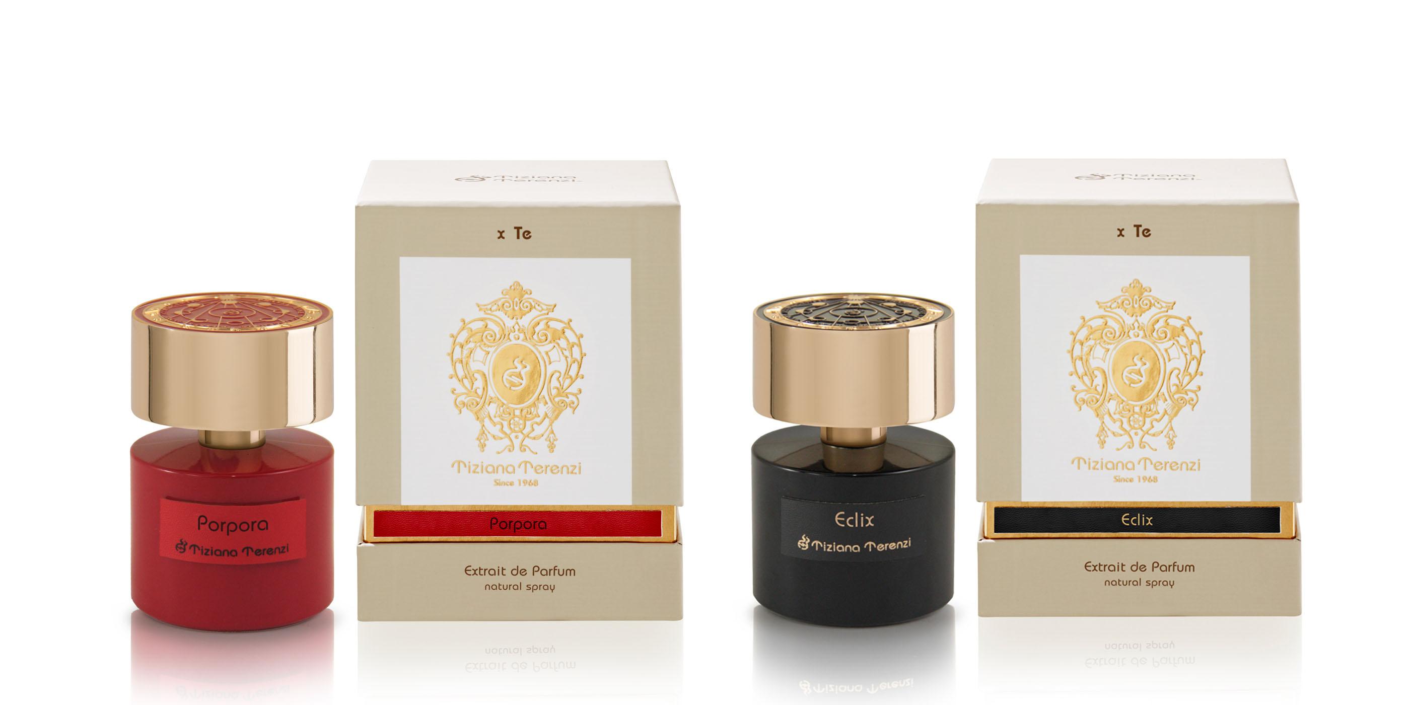 Tiziana Terenzi Eclips & Porpora parfum fall 2017