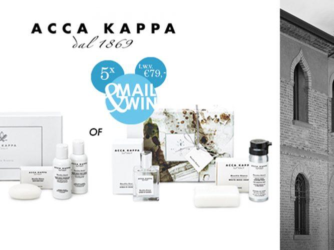 Acca Kappa Mail&Win Smaak van Italie