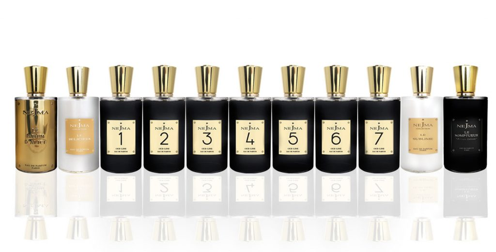 Nejma_Collection Parfum