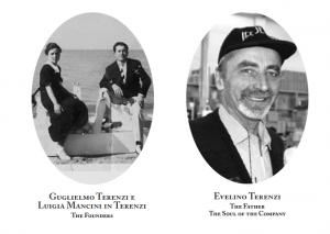 Geschiedenis Tiziana Terenzi