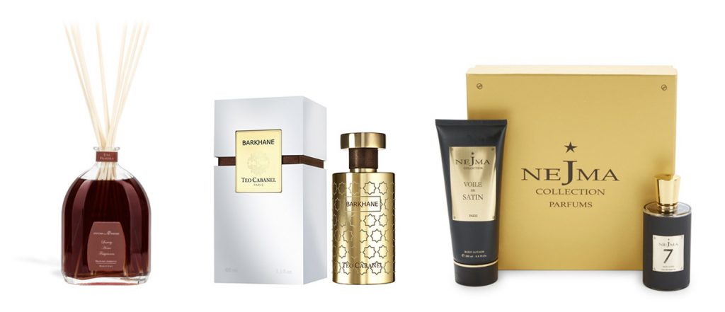 Officina Diffusers - Teo Cabanel Barkhane - Nejma Gift box X-mas collection