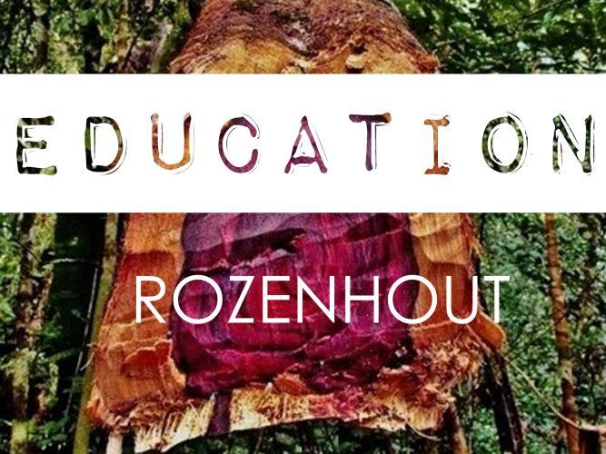 Rozenhout