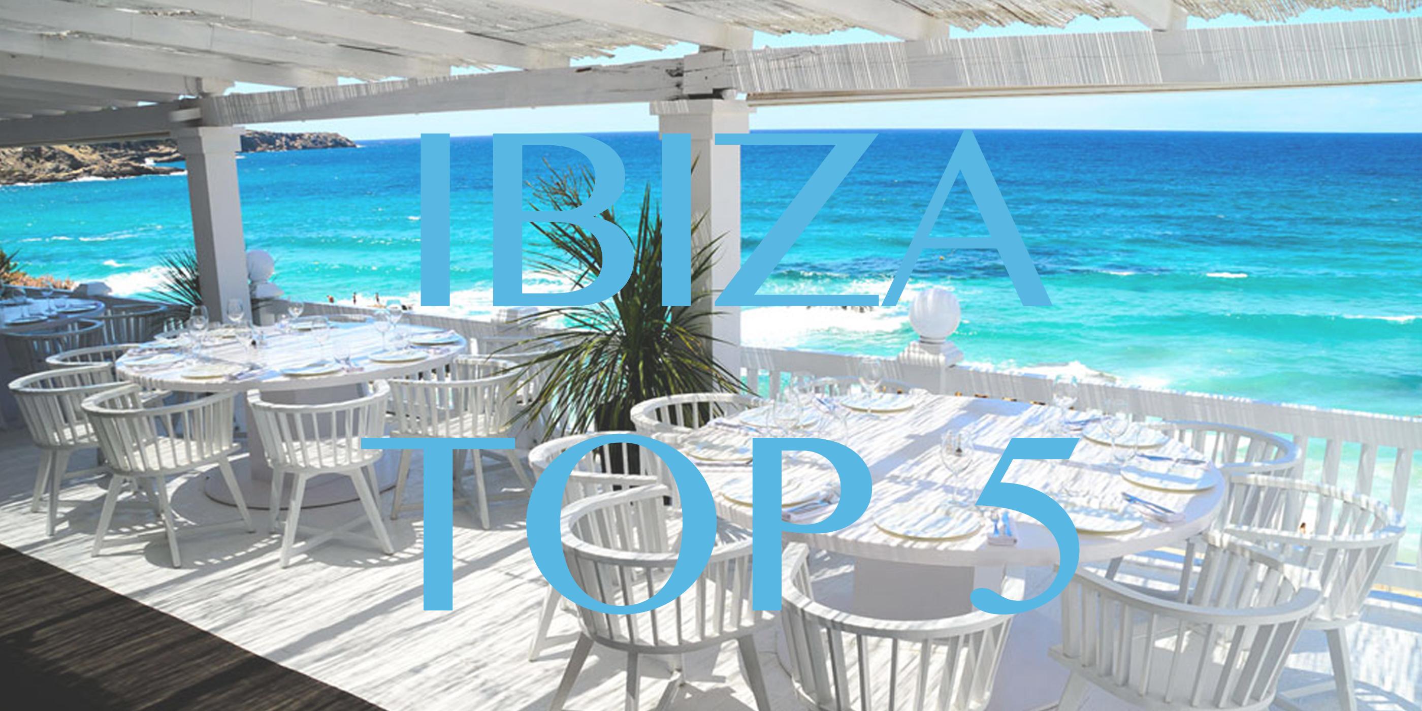 Hotspots Ibiza 2018
