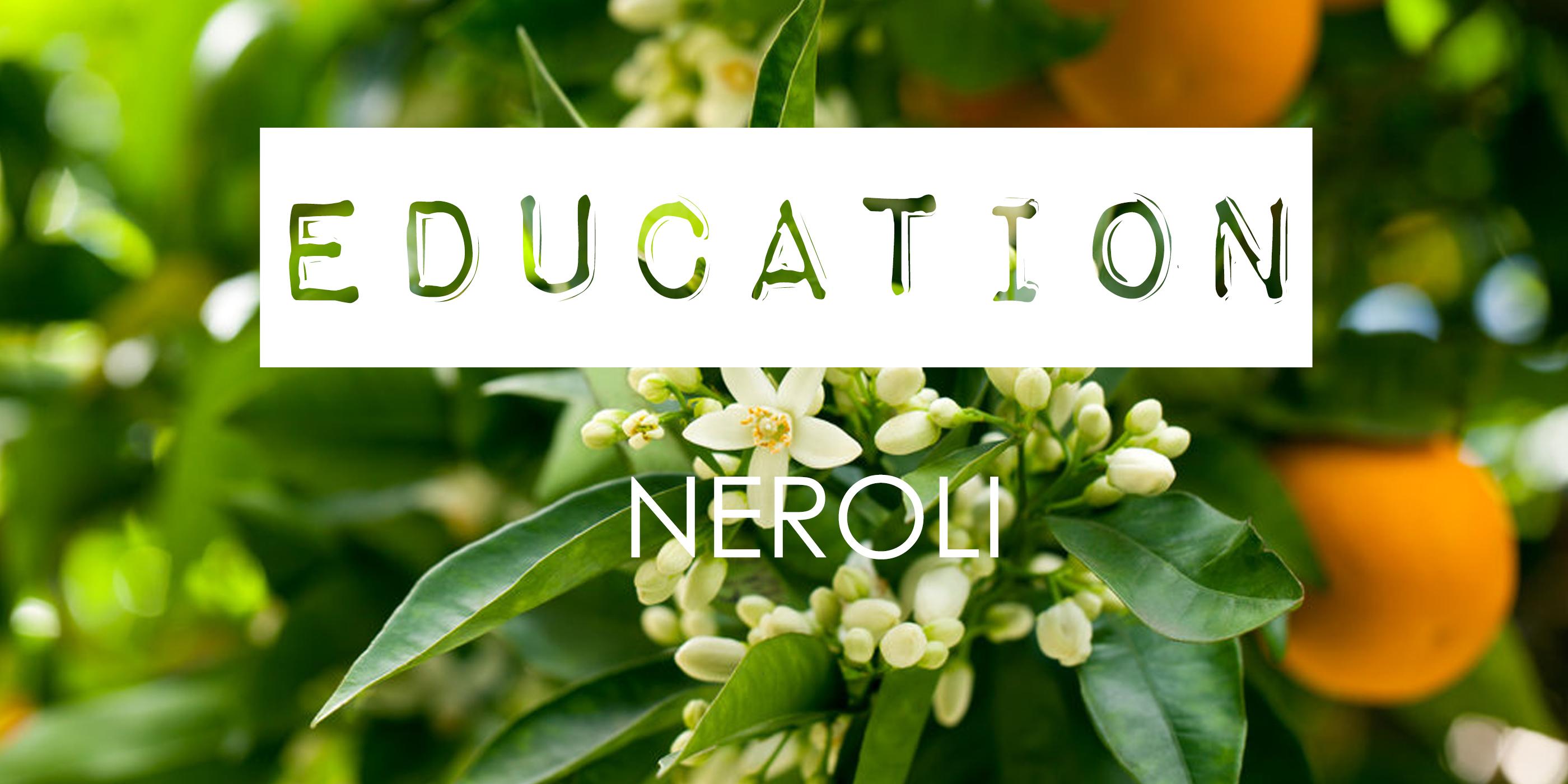 Ingredient Knowledge Neroli parfum
