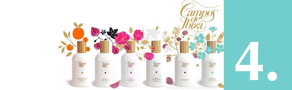 Campos de ibiza Parfum new