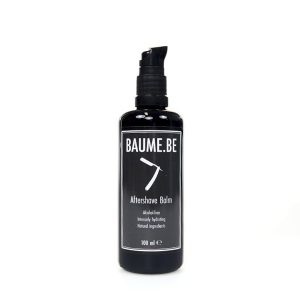 Na het scheren. After Shave Baume.be