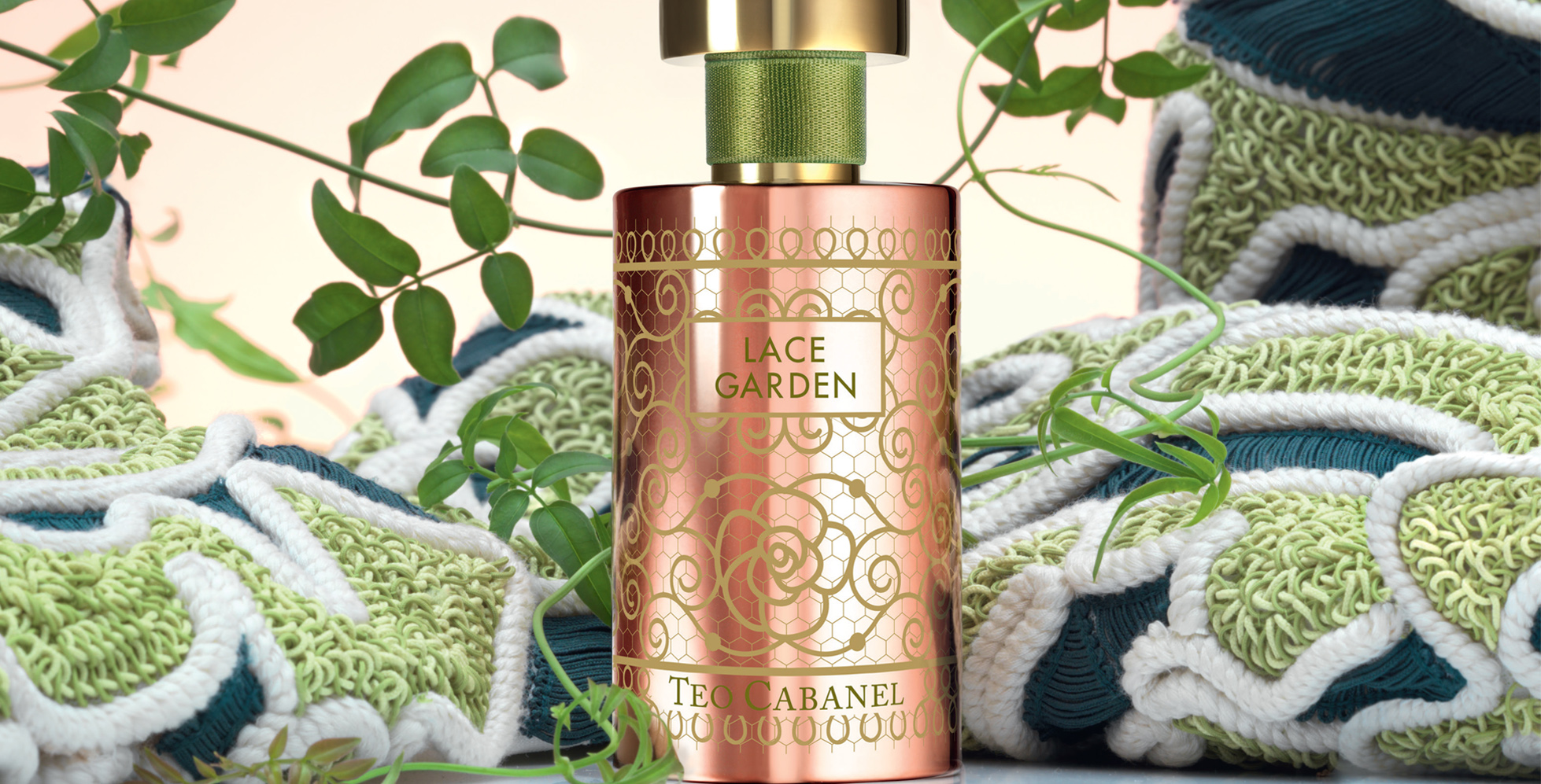Parfum Musthave Teo Cabanel - Lace Garden