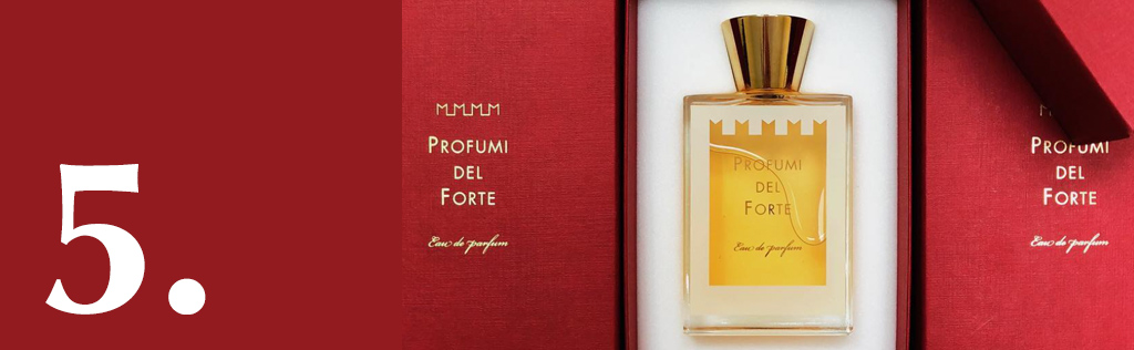 Profumi del Forte - By night black
