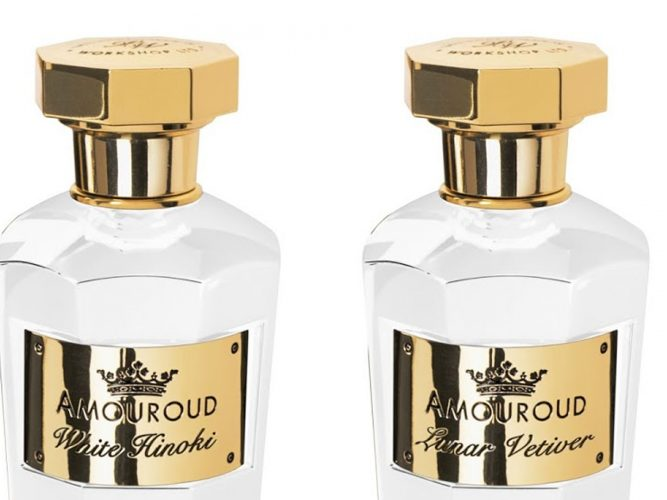 Amouroud_White collection - Linar Vetiver White Hinoki