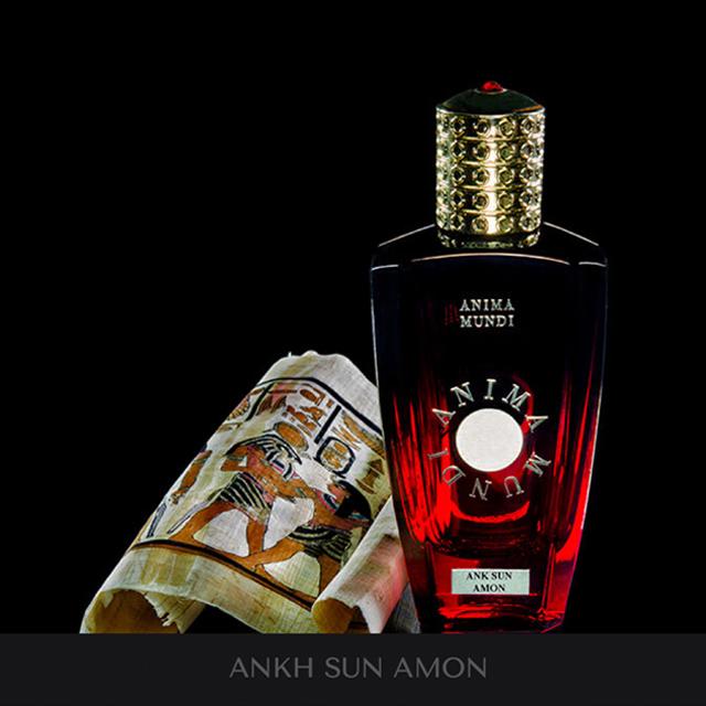Anima Mundi - Ankh Sun Amon