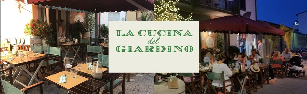 Top_5_ Forte del Marmi La Cucina del Giardino lekker eten