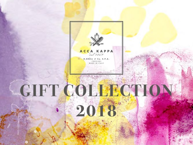 Acca Kappa_Gift 2018 CHRISTMAS IDEAS