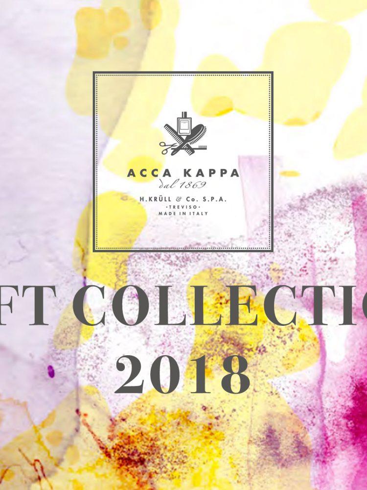 Acca Kappa_Gift 2018 CHRISTMAS IDEAS