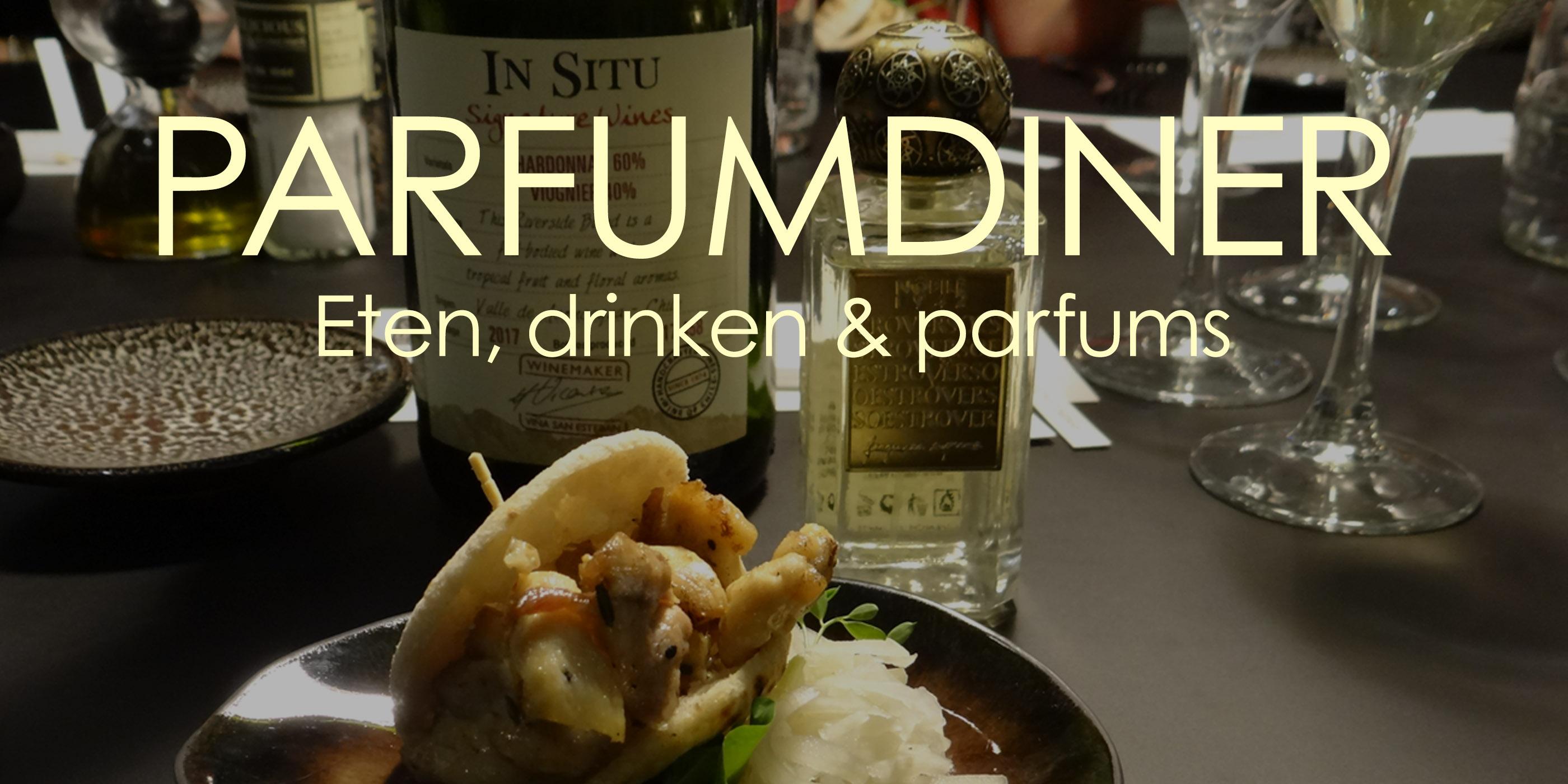 ParfumDiner Parfum experience