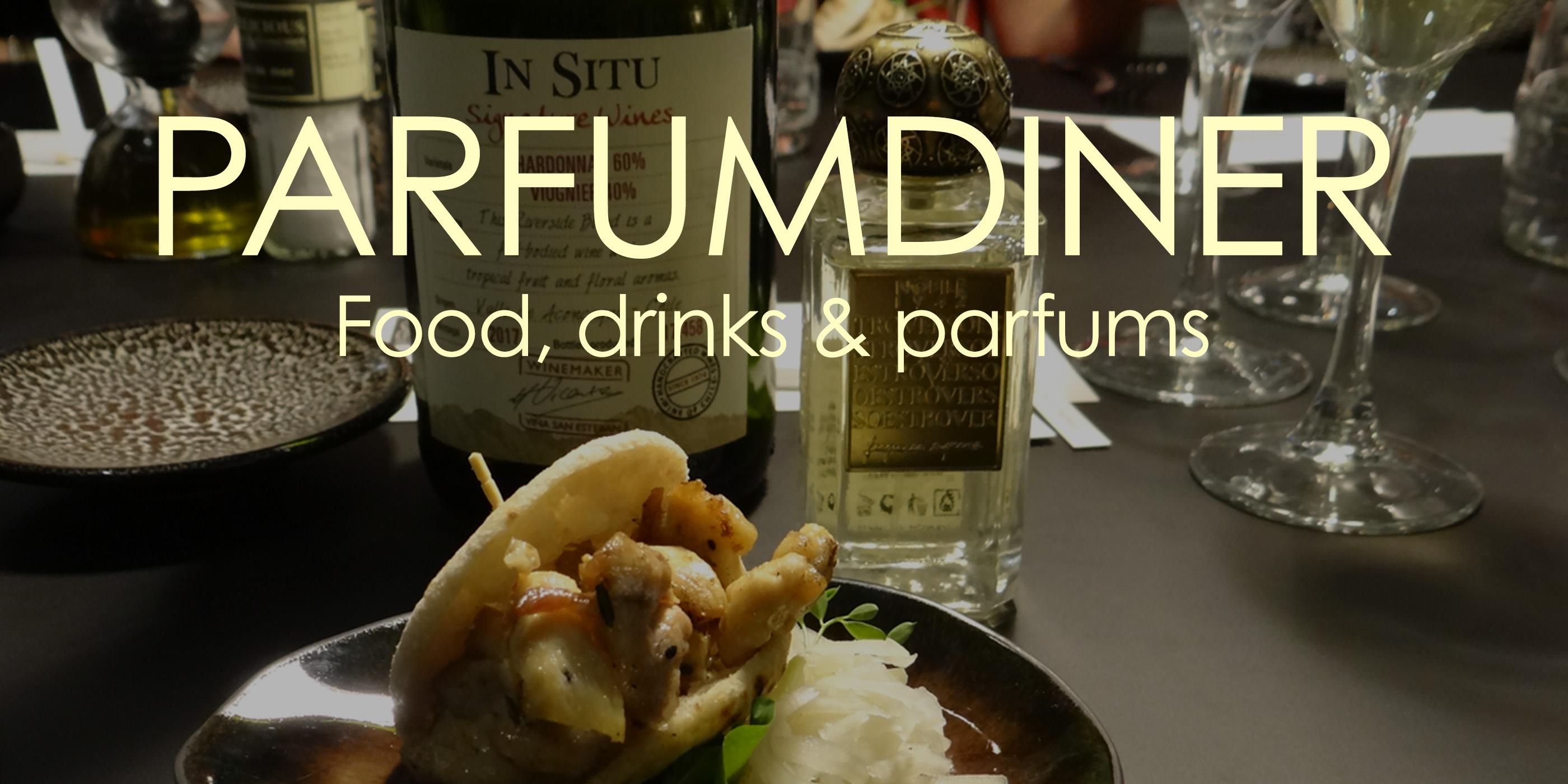 ParfumDiner Experience Temabuilding